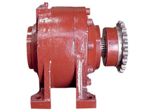 Atuador hidraulico de torque